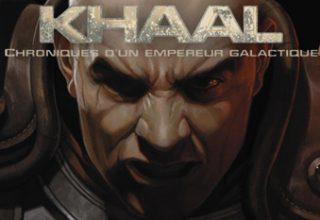 Valentin Sécher - bande dessinée SF Khaal