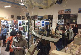 portes ouvertes ecole d'art Pivaut Nantes