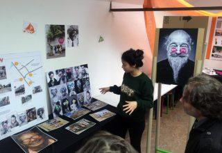 Travaux en arts appliqués des étudiants de l'école Pivaut