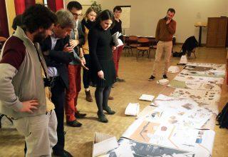 L'école Pivaut Design Nantes et les compagnons du devoir d'Angers