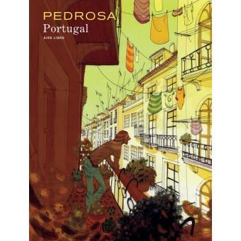 Portugal, une BD signée Cyril Pedrosa