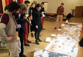 Collaboration entre les étudiants en design architecture d'intérieur et les compagnons du devoir à Nantes