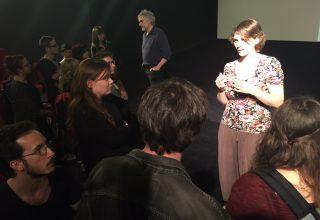 Marie Bouchet, chef assistance animatrice sur le film la Tortue Rouge