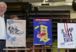 Concours d'affiche trophée Pro Arte - Musée de l'imprimerie Nantes