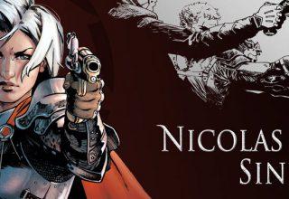 Nicolas Siner, bande dessinée - illustration