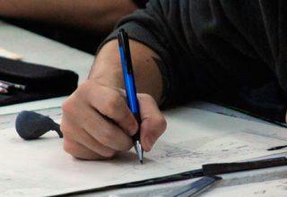Concours d'entrée - Ecole d'arts appliqués et dessin narratif Pivaut Nantes