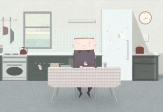 L'oiseau rare, le court-métrage d'animation de Leslie Pandelakis