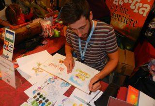 Florian Le Priol, illustrateur-auteur livre jeunesse