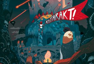 Illustration et BD : album Katarakt