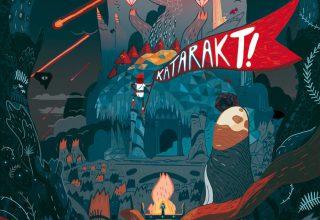 Illustration et BD : album Katarakt