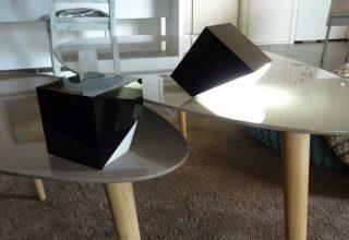 Mow, la lampe design interactive