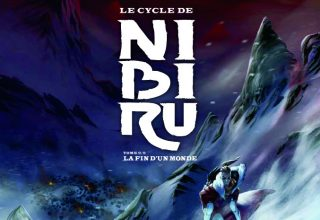 Nibiru, BD science-fiction, par Moreau et Izu