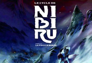 Nibiru, BD science-fiction, par Moreau et Izu