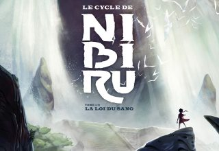 Le cycle de nibiru, dessinateur Mathieu Moreau - coloriste Johann Corgié