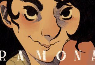 Ramona, roman graphique de Anais Quin