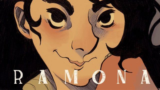 Ramona, roman graphique