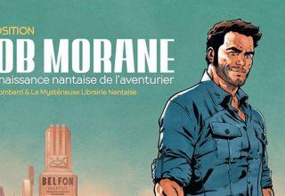 Exposition Bob Morane à Nantes
