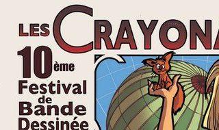 Festival bande dessinée Crayonantes