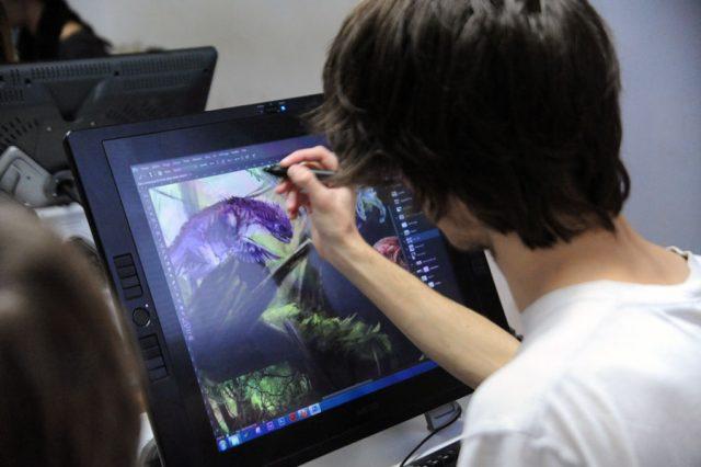 Formation en animation 3D - Ecole Pivaut Nantes