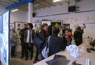 Journée d'information sur classes de mise à niveau en arts appliqués
