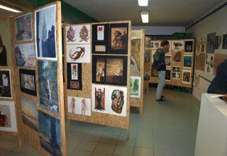 Portes ouvertes de l'école d'arts appliqués Pivaut Nantes