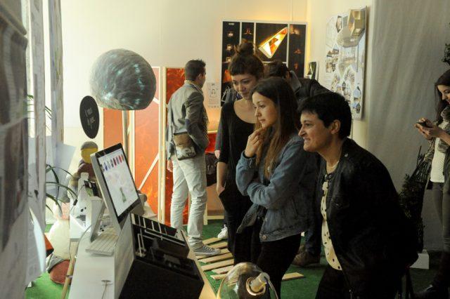Exposition des travaux en arts appliqués - Ecole Pivaut Nantes