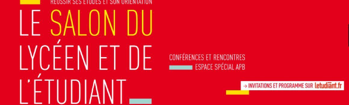 Dates des forums tudiants et lyc ens 2016 pour formations for Salon etudiant rennes
