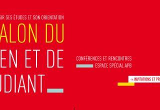 Salon du lycéen et de l'étudiant à Rennes
