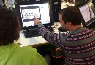 L'école Pivaut reçoit Thierry Pinardaud en animation 2D