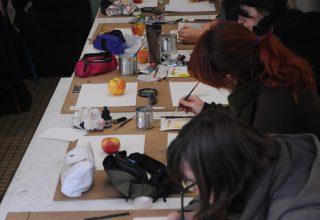 Classes prépas arts appliqués et dessin narratif - Ecole Pivaut