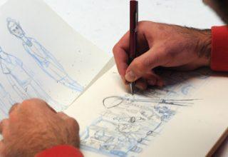 Prépas arts appliqués et dessin narratif